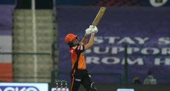 J&K teen Samad impresses in first IPL outing