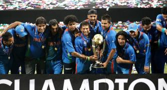 Time to move beyond 2011 World Cup: Gambhir