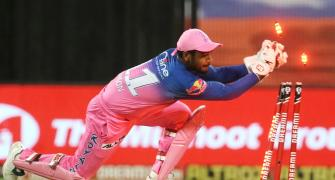 Don't want to emulate Dhoni's style: Samson