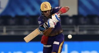 Strike-rate is kind of overrated, says KKR's Gill