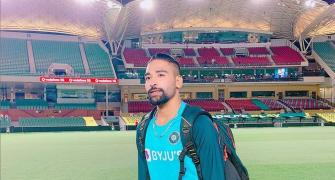 Siraj dream of being highest wicket-taker for India