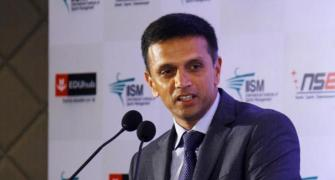 What Dravid said at the MIT Sports Conference