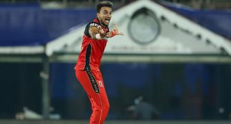 Harshal's spell made the difference, says Kohli