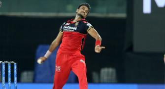 How RCB's Harshal plotted Mumbai's downfall