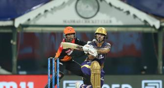 IPL PICS: Kolkata Knight Riders vs Sunrisers Hyderabad