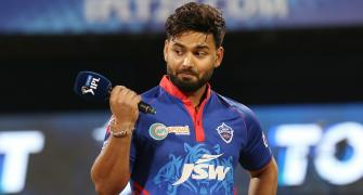 How captain Pant fared in his first match