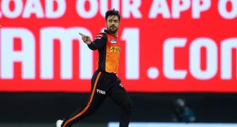 SRH has confidence to beat any team, says Rashid