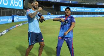 Top Performers: Shaw, Dhawan seal the deal