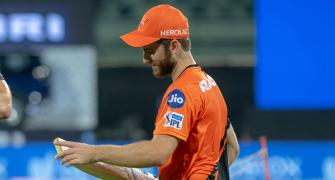 Why Sunrisers didn't pick Williamson for KKR clash