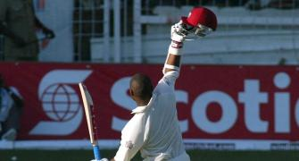 April 12, 2004: When Lara scored 400