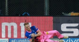 Stokes out of IPL with suspected hand fracture: report