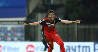Top Performer: Ahmed spins it RCB's way