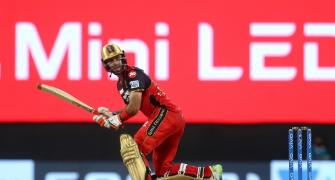 IPL PICS: Royal Challengers vs SunRisers Hyderabad