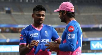 Rajasthan Royals captain Samson believes in his team