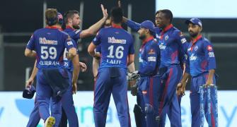 Delhi Capitals hold edge over Punjab Kings