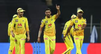 IPL PICS: Punjab Kings vs Chennai Super Kings