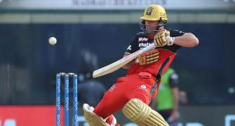 Top Performer: AB blasts RCB to victory