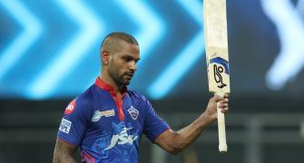 Top Performer: Shikhar Dhawan's blazing 92