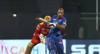 PICS: Dhawan leads the way as Delhi demolish Punjab