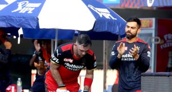 Maxwell, AB were the difference against KKR: Kohli