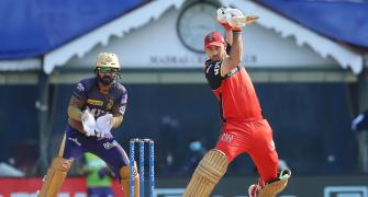 RCB's Maxwell can wreak havoc in IPL 2021