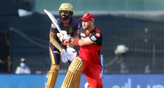 Turning Point: Maxwell is RCB's saviour