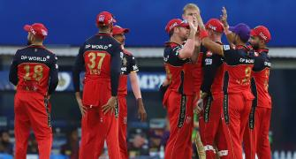 RCB aim to keep momentum going against Rajasthan