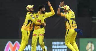 PICS: Chennai trounce Rajasthan for second win