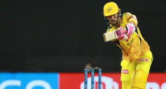 IPL PICS: Chennai Super Kings vs Rajasthan Royals