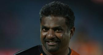 Muralitharan discharged after undergoing angioplasty