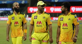 Dhoni-led CSK eye another win against struggling KKR