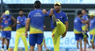 I don't want anyone to say I am unfit: Dhoni