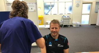 NZ cricketers receive COVID vaccines ahead of UK trip