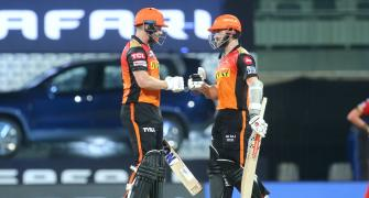 Bairstow 'over the moon' as SunRisers taste first win