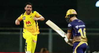 Turning Point: Chahar's fiery spell