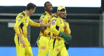 My job is easy towards end of match: Dhoni after win