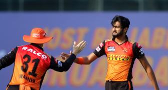 IPL PICS: Punjab Kings vs SunRisers Hyderabad