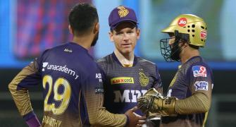 Morgan points out reason behind KKR's losing streak