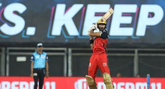 Kohli all praise for Padikkal's 'flawless' century