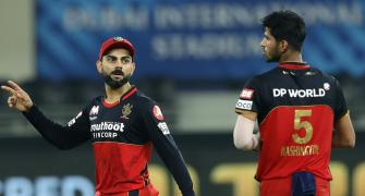 Kohli gets the best out of any cricketer: Washington