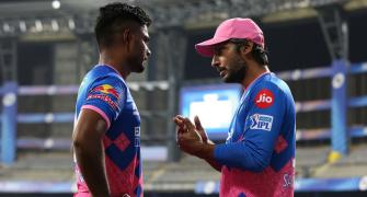 Sangakkara on how Rajasthan Royals can bounce back...