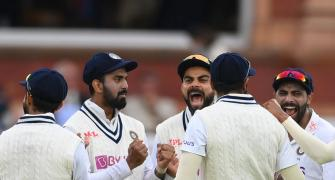 India have never lost after scoring 300 in England