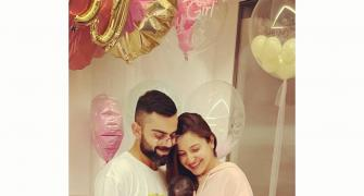 Becoming a father greatest moment in life: Kohli