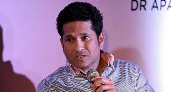 Sachin reacts to Rihanna's tweet over farmer protests