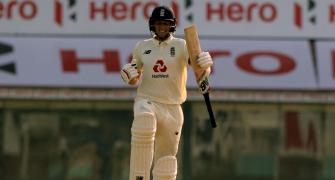 PICS: India vs England, first Test, Day 1