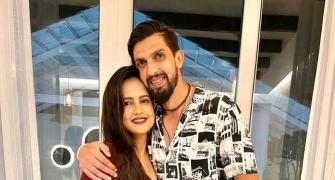 Ishant's sweet birthday wish for his wife