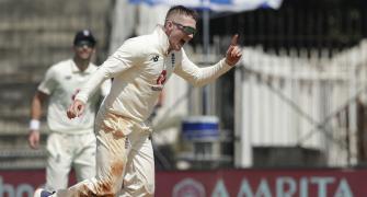 England's Dom Bess savours Kohli wicket
