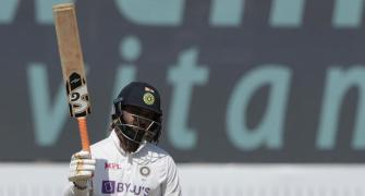 Bess hails Pant's 'courageous' knock