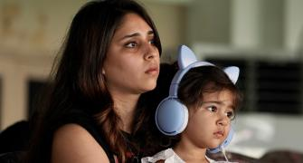 Meet Team India's 'cute little supporter'