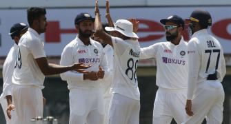 PICS: India vs England, first Test, Day 4